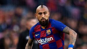 Barça: Koeman does not want Arturo Vidal