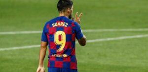Suarez must leave Barça!